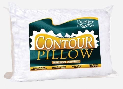 Almohada Cervical Anatómica Contour Pillow Polymax G P
