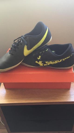 Botin Nike Papi Futbol Mod Elastico Pro Iii Us12 6 Cuotas