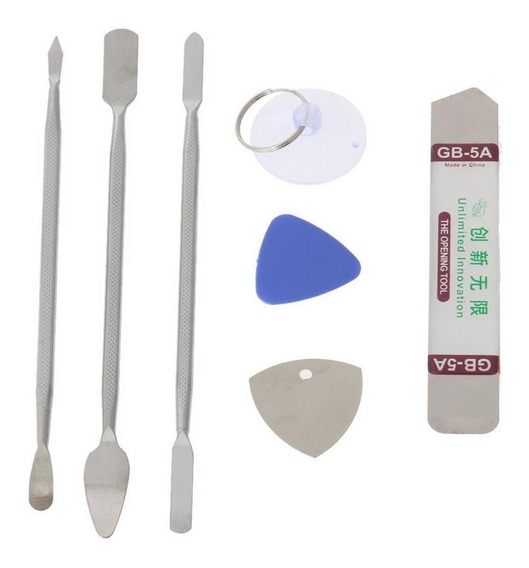 Mão Ferramentas De Abertura De Metal Reparando Kit Ferramen