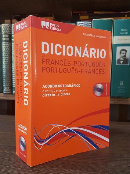 Dicionário De Francês-português/ Pt-fra - Porto Editora