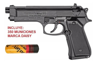 Pistola Daisy Bbs Powerline Modelo 340 4.5mm (.177) Incluye 350bbs (90340)