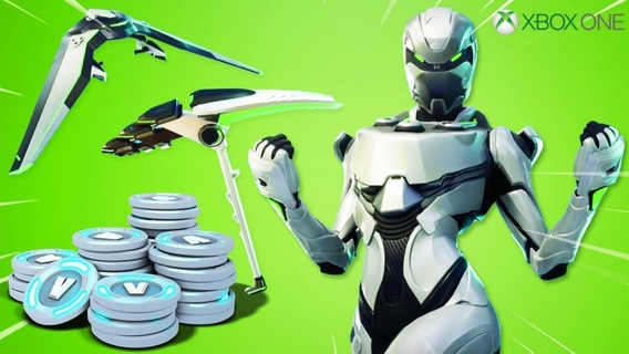 Fortnite Eon Skin + 2000 V-bucks - Xbox One Bundle Original