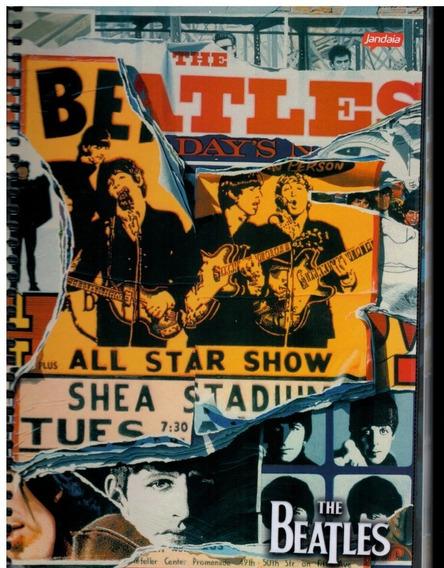 Caderno Dos Beatles 1 Matéria 96 Folhas