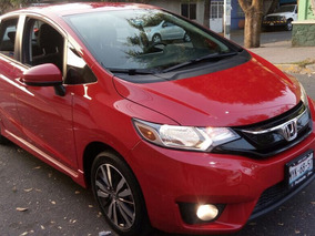 Honda Fit 1.5 Hit At Cvt Impecable