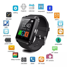 Relgio Bluetooth Smartwatch U8 Compativel Android Sansung