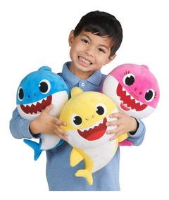 Pelúcia Baby Shark Musical 30cm Frete Gratis Toyng