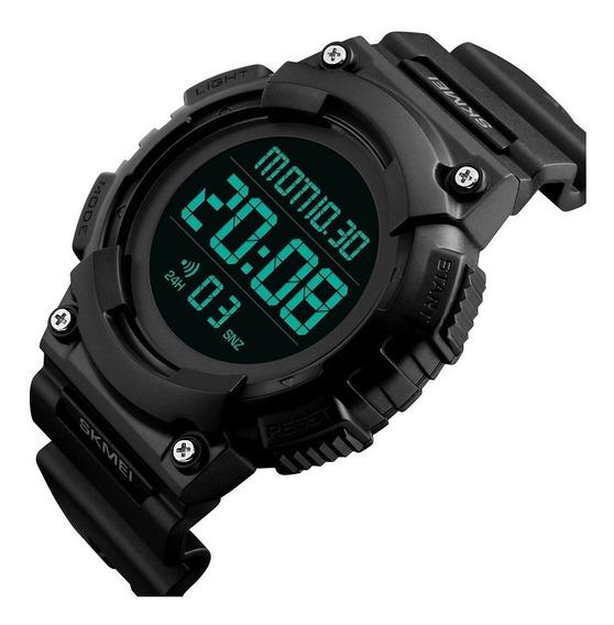 Skmei 1248 Masculino Esporte Relógios Homens Digital Relógio