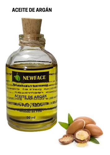 Aceite De Argán Puro Y Natural X 50ml