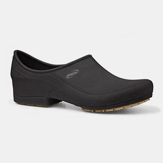 Sapato Segurança Preto Impermeável Flip Bracol - Promoção