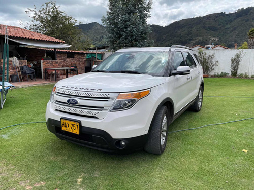 Ford Explorer 2013 3.5 Limited