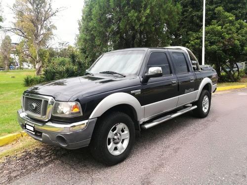 Ford Ranger Cd 4x4 Ltd 3.0 L Diesel 2008 Negro Full