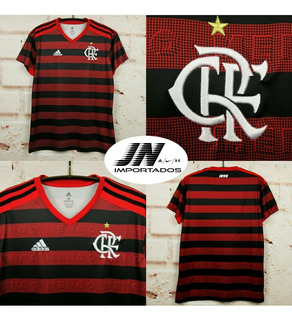 Camisa Do Flamengo Home 19/20