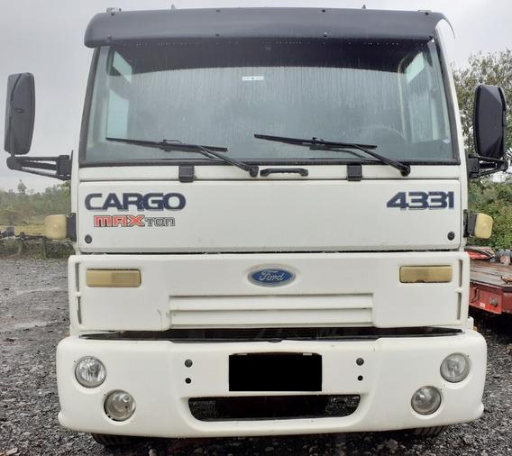 Cargo 4331 -04/04 - Cavalo Toco, Pneus Bons, Com 734.466 Km