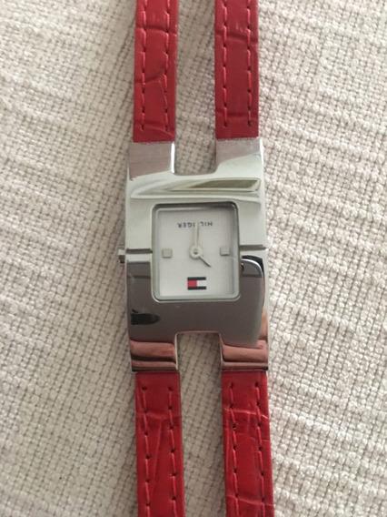 Pra Vender!!! Relógio Feminino Da Tommy