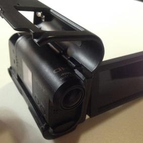 Filmadora Sony Action Cam Hdr-as10 + Acessórios + Visor