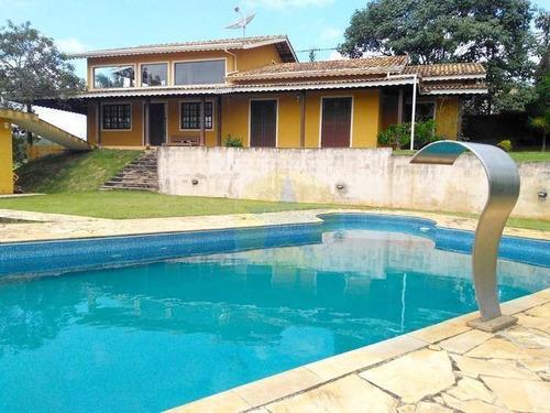 Chácara Residencial À Venda, Boa Vista, Piracaia. - Ch0004