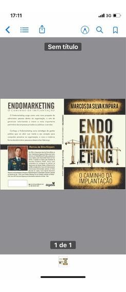 Livro Endomarketing: O Caminho Da Implantação.