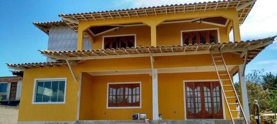Vendo Belíssima Casa Com Rgi