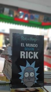 Libro Rick & Morty: El Mundo Segun Rick