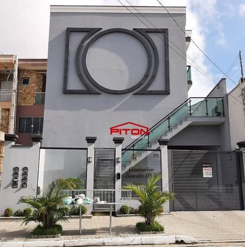 Sobrado Com 2 Dormitórios À Venda, 64 M² Por R$ 360.000,00 - Vila Ré - São Paulo/sp - So2887