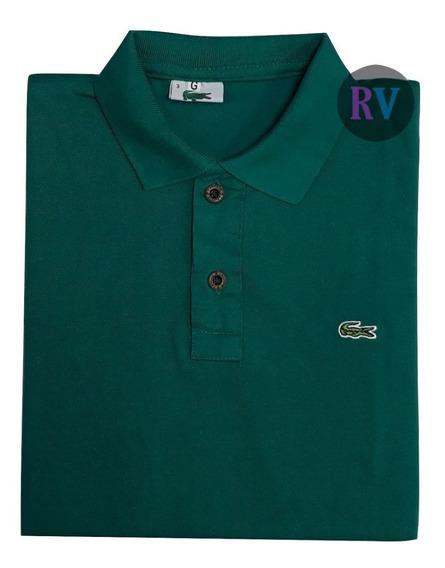 Kit 2 Camisetas Gola Polo Masculina Super Promoção