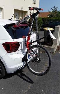 Rack Rockbros Para 2 Bicicletas