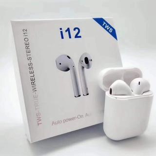 Audífonos I12 Tws Manos Libres Touch AirPods Bluetooth
