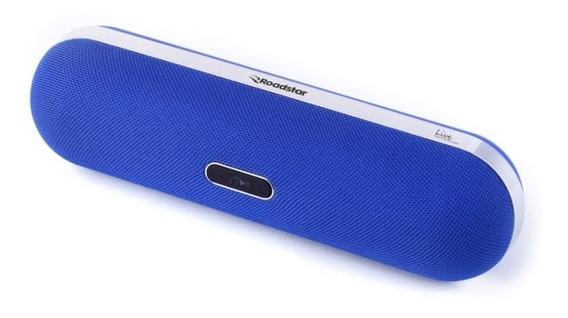 Caixa De Som Portátil Bluetooth Roadstar