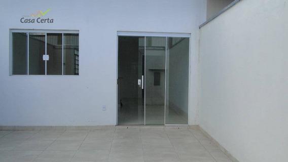 Casa Residencial Para Locação, Jardim Imperial, Mogi Guaçu. - Ca0761