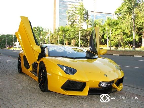 Lamborghini Aventador 6.5 V12 Lp 700-4 Isr