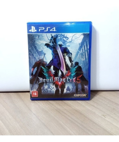 Devil May Cry 5 Ps4 Usado