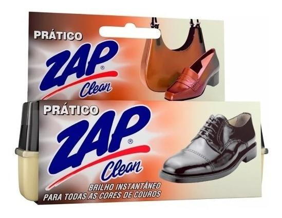 Kit 5 Esponjaa Zap Clean Brilho Mágico + 1 De Brinde
