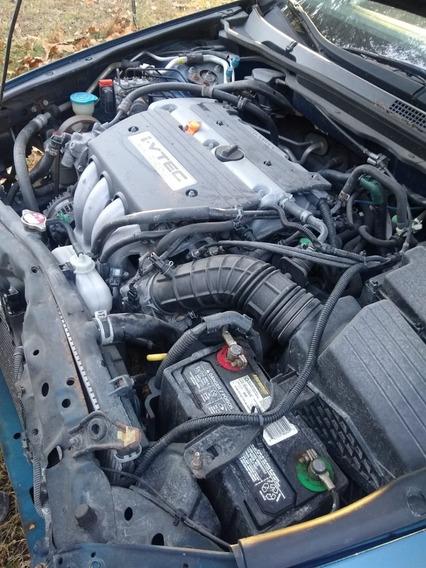 Honda Accord 2004 Por Partes Motor 2.4