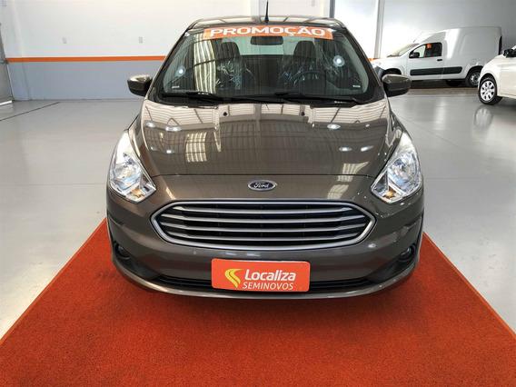 Ford Ka 1.5 Tivct Flex Se Automático