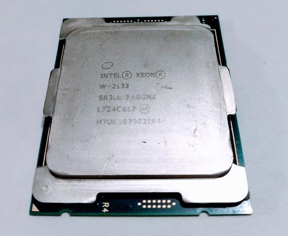 Xeon W2133 Socket 2066 6 Cores