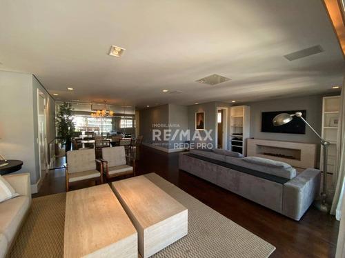 Imagem 1 de 30 de Apartamento Com 2 Dormitórios Para Alugar, 161 M² Por R$ 12.000,00/mês - Vila Nova Conceição - São Paulo/sp - Ap3704