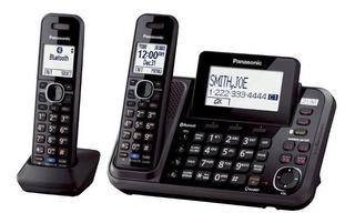 Panasonic Kx-tg9542b Link2cell Bluetooth Activado De 2 Linea