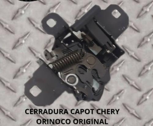 Cerradura De Capot Para Chery Orinoco
