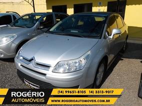 Citroën C4 Pallas 2.0 Glx Flex 4p Rogerio
