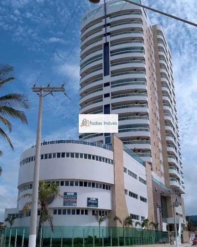 Apartamento Com 2 Dorms, Jardim Aguapeu, Mongaguá - R$ 560 Mil, Cod: 11008 - V11008