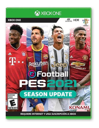 Pro Evolution Soccer 2021 - Xbox One