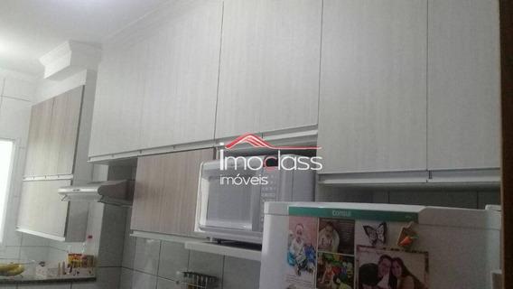 Apartamento Residencial À Venda, Jardim Marajoara, Nova Odessa. - Ap0466