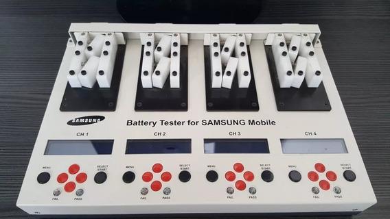 Testador Analisador De Baterias Samsung