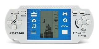 Pop Station Clásicos Juegos Tetris Atari Niños Consola Game