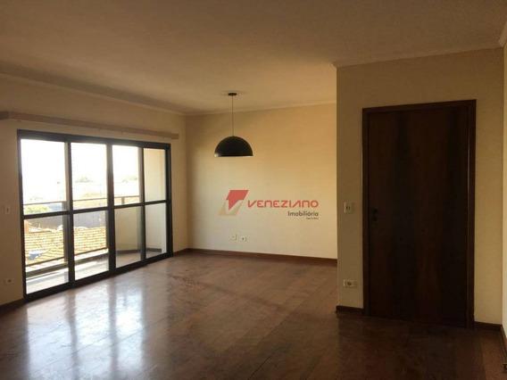 Apartamento Residencial À Venda, Jardim Elite, Piracicaba. - Ap0465
