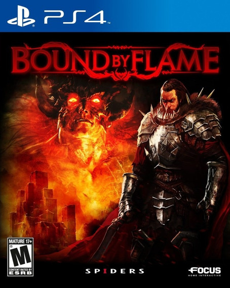 Bound By Flame - [ps4] Lacrado
