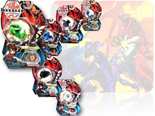Dragón Transformer Bakugan Core Variedad Personaj A Elección