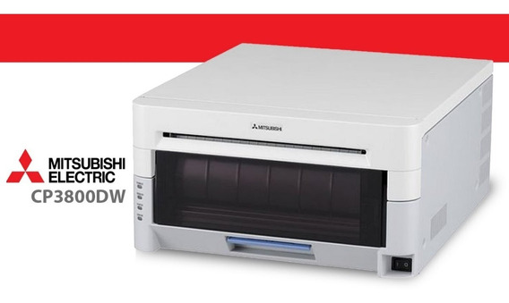 Impressora Térmica Mitisubishi Cp3810 20x25/20x30