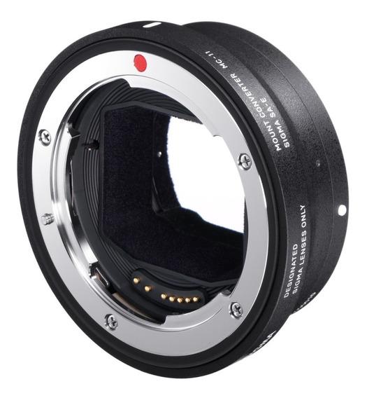 Adaptador Sigma Mc-11 Para Sony Sel Para Canon