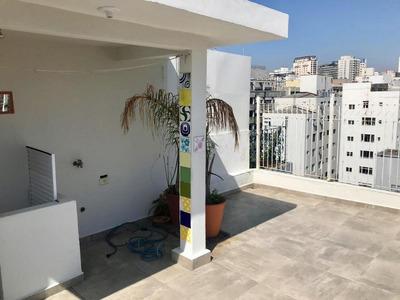 Cobertura Em Santa Cecília, São Paulo/sp De 81m² 1 Quartos À Venda Por R$ 615.000,00 - Co202419